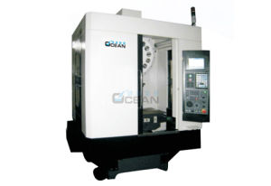 Air Cooling Spindle Metal-Milling Machine with Tool Sensor (RTM 500STD)