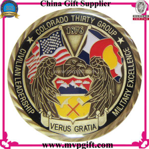 Metal Coin for 3D Awards Coin Gift pictures & photos
