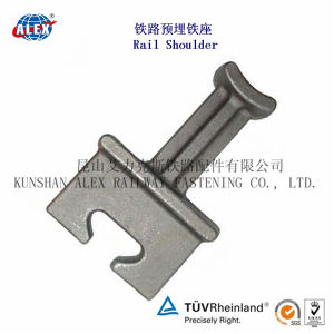 Qt450-10 Cast Iron Insert Shoulder pictures & photos