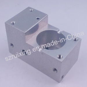 Aluminum Block CNC Machining of Anodizing Treatment