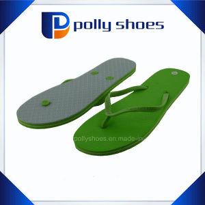 Men Rubber Flip Flop Wholesale Beach Rubber Flip Flops pictures & photos
