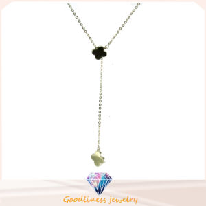 Good Quality and Top Selling Accessories Simple 925 Silver Necklace Wholesales N6760 pictures & photos