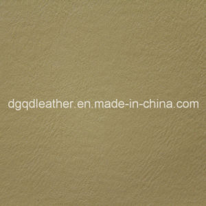 Good Selling Semi-PU Furniture Leather (QDL-51090) pictures & photos