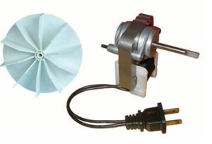 Hot Sale Exhaust Fan Motor From China with UL Approval