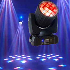 12*10W LED Flower Beam Stage Light Moving Head