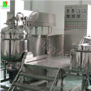 Zjr Cosmetic Vacuum Emulsifying Mixer pictures & photos