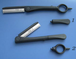 OEM Design Disposable Barber Razors pictures & photos