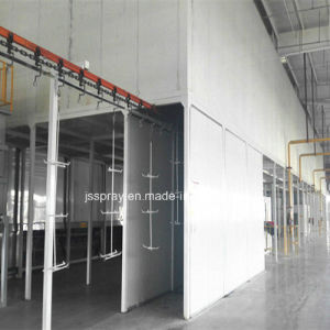 Coating Machinery Bridge Type Baking Oven