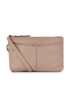 Fashion Trend Leather Handbag (YW328-01A)