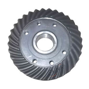 Car Gear Axle Spiral Bevel Drive Gear pictures & photos