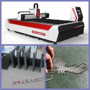 3mm Stainless Steel Laser Cutter Price with 1500* 3000mm pictures & photos