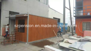 Quick Installation Color Steel Mobile Prefabricated/Prefab House for Hot Sale pictures & photos