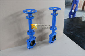 Marine Using Wafer Type Butterfly Valve for Sea Water pictures & photos