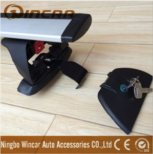 Car Roof Rails Cross Bars Roof Rack with Key pictures & photos
