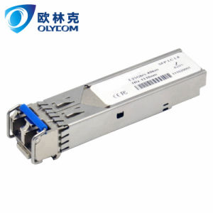 155MB/S 40km 1310nm LC SFP Module with CE FCC (OSPL1E40)