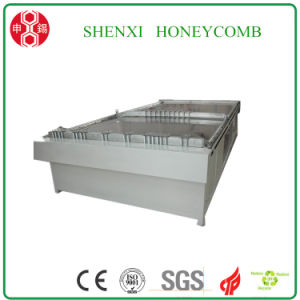 Full Automatic Aluminum Honeycomb Expanding Machine pictures & photos