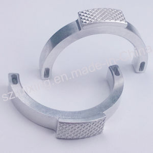 Aluminum CNC Machined Part of LED Light Accessories