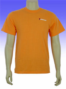 Custom Cotton T Shirt with Printing for Promotion pictures & photos
