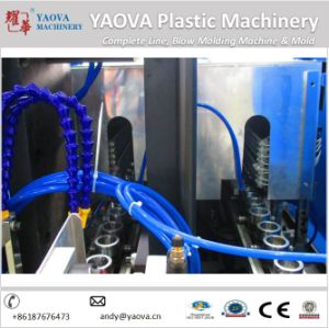 Yaova 300ml 2cavities Plastic Drinking Bottle Making Machine pictures & photos