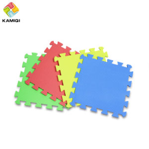 High Density Soft Play Equipment EVA Foam Interlocking Factory Price Mat pictures & photos