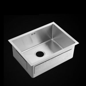 Kitchen Ware Stainless Man Made Sink Stainless Steel Kitchen Ware Sink (7543S) pictures & photos
