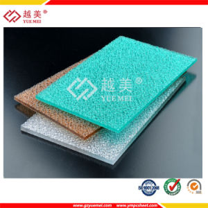 Solid Polycarbonate Embossed Sheet Plastic Compact Polycarbonate Sheet pictures & photos