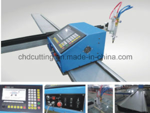 Cheap CNC Plasma Metal Cutting Machine with ISO Certificate pictures & photos