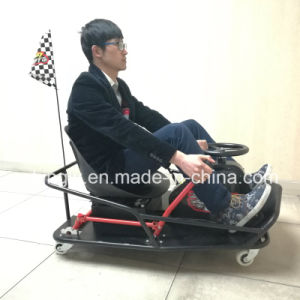 Factory Wholesale 500W Electric Sliding Tricycle Adult Trike pictures & photos