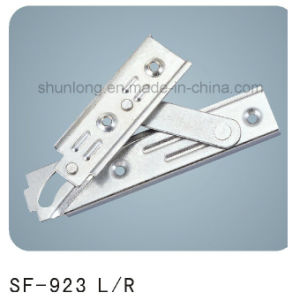 Iron Hinge for Windows and Doors Hardware Fittings (SF-923 L/R) pictures & photos
