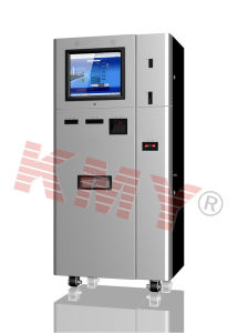 Free Standing Touch Screen Self Service Automatic Vending Kiosk pictures & photos