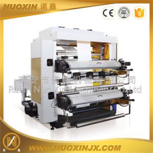 2 4 6 8 Colour Flexographic Flexo Printing Machine Price pictures & photos