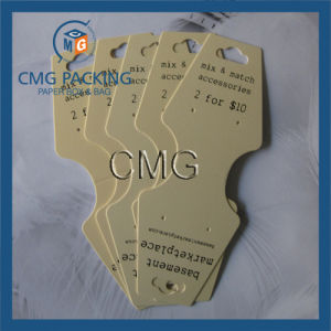 Logo Prinited Necklace Hanging Card pictures & photos