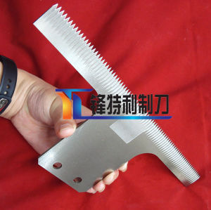 Machine Blade/ Machine Knives / Serrated Blade/Machine Knife pictures & photos