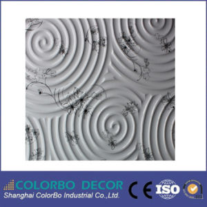 Wood Wave 3D MDF Decorative Wall Panel pictures & photos