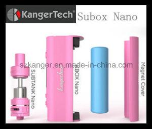 Latest Electronic Cigarette Kanger Subox Nano Starter Kit Diameter18.5 mm pictures & photos
