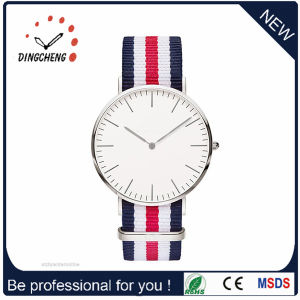 Hot Sell High End Stainless Steel Plating Gold Watch pictures & photos
