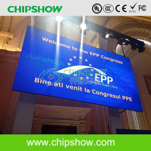 Chipshow Small Pixel HD Full Color LED Panel P1.26 pictures & photos