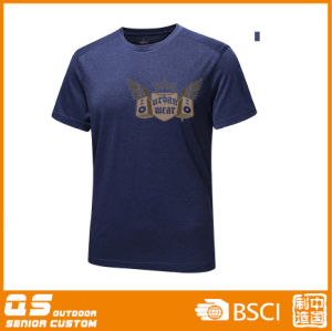 Men′s Print Fashion Quick Dry T-Shirt pictures & photos