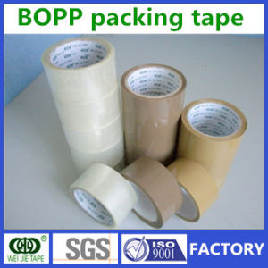 Weijie OPP Packing Tape Color and Size Can Be Customized pictures & photos