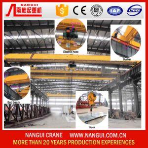 Single Girder 10 Ton Overhead Crane for Sale