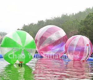 OEM Inflatable Water Roller Zorb Ball for Water Walking (CYWB-S1505) pictures & photos