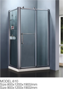 High Quality Good Compective Price Simple Shower Room pictures & photos