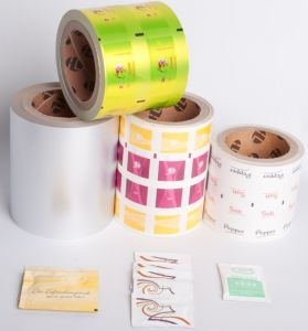Clean Wipes/Wet Wipes Packaging Aluminum Foil Paper pictures & photos