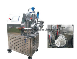 Horizontal Nano Bead Mill for Jet Ink, Paint, Pigment Wet Grinding pictures & photos