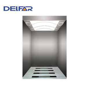 Safe Energy Saving of Delfar Passenger Elevator pictures & photos