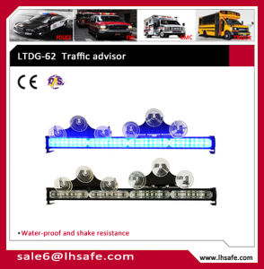 LED Warning Light Heads for Police Car Fire Truck Ambulance Truck Traffic Advisor (LTDG62) pictures & photos