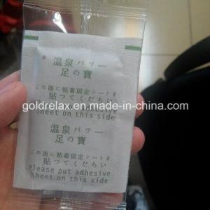 100% Nature Ingredient Detox Foot Patch (Japanese wording)