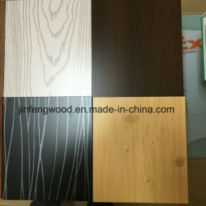 ISO9001: 2008 New Design Wood Color Melamine MDF/Particle Board pictures & photos