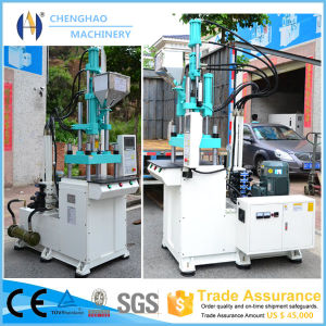 High Efficiency PE Plastic Table Injection Molding Machine pictures & photos