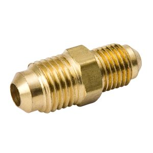 Screw Machine Products CNC Turned Parts Brass Hydraulic Pneumatic Threaded pictures & photos